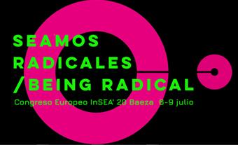 Congreso Europeo InSEA'20 Baeza 6-9 Julio