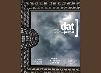 DATJournal is a quarterly publication of the Graduate Program in Design (Master, and Doctorate), from Anhembi Morumbi University.