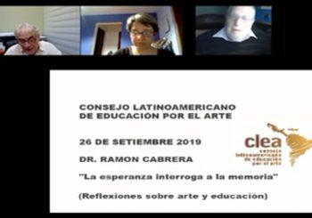 """Conferencia """"La esperanza interroga a la memoria"""" Dr. Ramón Cabrera Salort"""